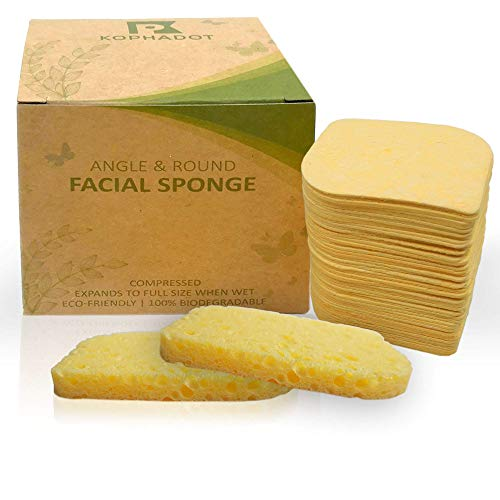 KOPHADOT Compressed Cellulose Cleansing Sponges product image