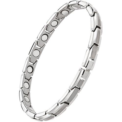 Elegant Titanium Magnetic Bracelet Arthritis
