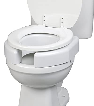 Amazon Com Sp Ableware Secure Bolt Bathroom Elevated Toilet Seat