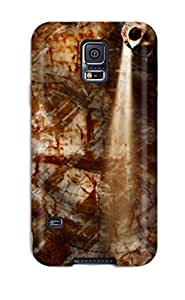 Hot Snap-on Slipknot New Masks Hard Cover Case/ Protective Case For Galaxy S5