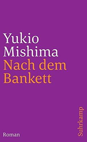 suhrkamp taschenbuch: Nach dem Bankett: Roman