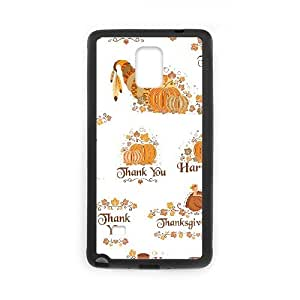 Thanksgiving Day For Samsung Galaxy Note4 N9108 Csaes phone Case THQ138134