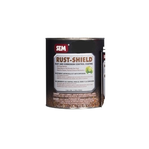 UPC 646786281013, SEM 28101 2.8 VOC Rust Shield - 1 Gallon