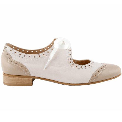 Exclusif Paris Jennie, Chaussures femme Derbies