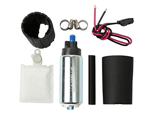 (MOSTPLUS 11341 255LPH High Performance EFI Fuel Pump & Kit for Acura)