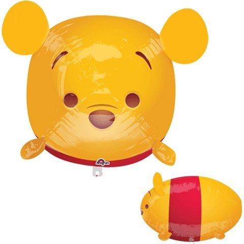 Winnie the Pooh Tsum Tsum Ultra Shape Mylar Balloon   B01KIDF9EK