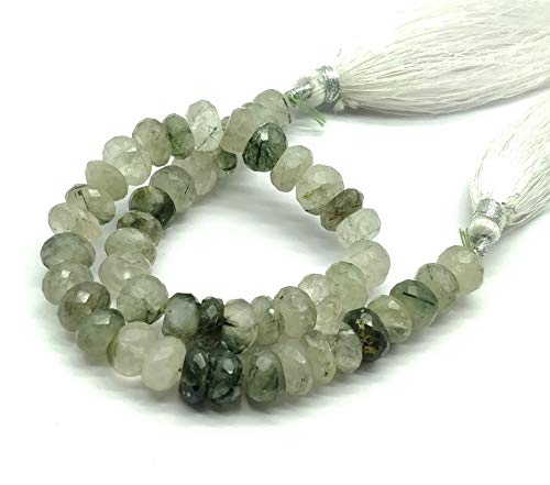 KALISA GEMS Beads Gemstone 1 Strand Natural Mix Color Multi Color Hydro Quartz Smooth Heart Shape Briolettes Beads 6.5