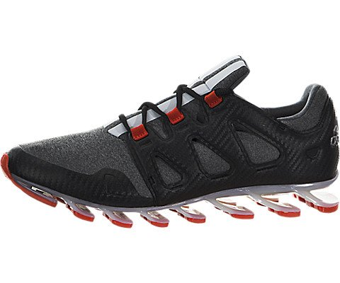 adidas Men's Springblade Pro Synthetic Running Shoes (9, Grey ...