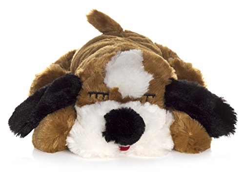 Smart Pet Love Snuggle Puppy Behavioral Aid Toy, Brown and White by Smart Pet Love (Image #1)