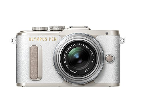 Olympus PL8 White 14 42mm Silver product image