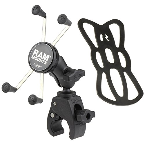 RAM MOUNTS Small Tough-Claw Base w Short Arm Large Universal X-Grip