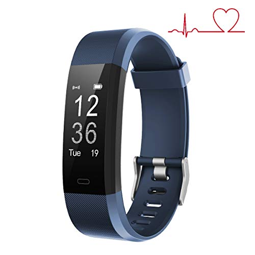 Coffea Fitness Tracker with Heart Rate Monitor, Activity Tra