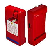 Zerolemon Travel External Battery Charger for Samsung Galaxy S3 I9300 / Galaxy S4 I9500 / and Also Galaxy S4 Active...