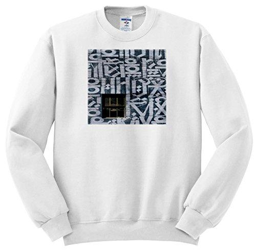 Price comparison product image 3dRose Roni Chastain Photography - Window - Sweatshirts - Youth Sweatshirt Small(6-8) (SS_264620_10)
