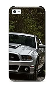 Cute Appearance Cover/tpu Ford Mustang Case For Iphone 5c