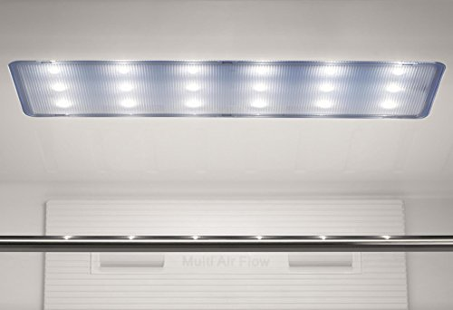 Aeg Kühlschrank Eisbildung : Aeg rmb nx kühl gefrier kombination mit gefrierteil unten a
