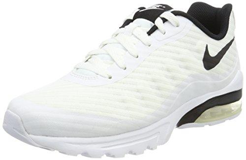 Nike Air Max Invigor SE Midnight Navy Weiß Foto Blau Herren Laufschuhe 870614401 Weiß schwarz