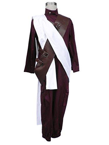 Gaara Cosplay Costumes - Mtxc Men's Naruto Cosplay Costume Gaara