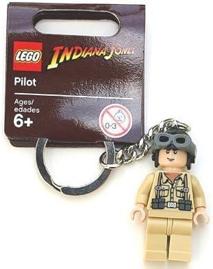 Lego Indiana Jones Pilot Figure