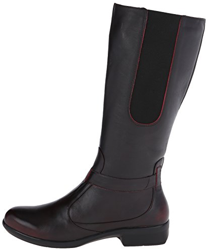 Naot Women's Viento Boot, Volcanic Red Leather, 41 EU/9.5-10 M US by NAOT (Image #5)