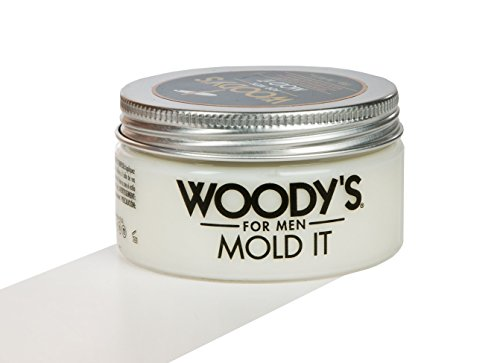 (Woody's Mold It Styling Paste - 3.4oz)