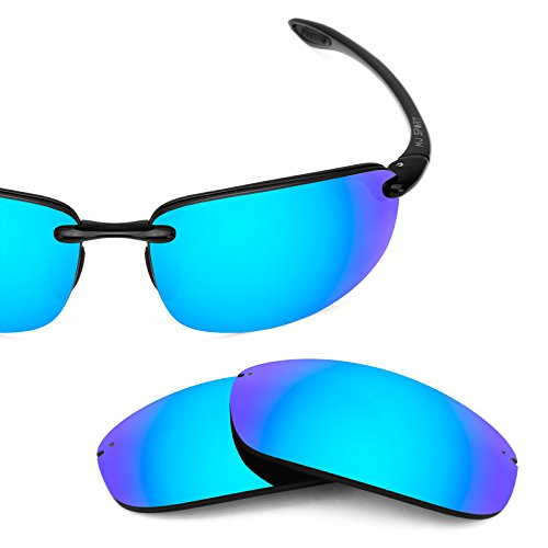 Light 1 Outdoor Hookipa - Revant Replacement Lenses for Maui Jim Hookipa Ice Blue MirrorShield