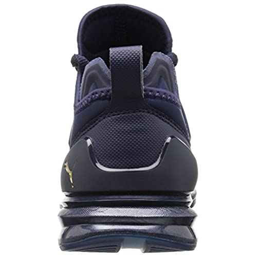 6037f4b0e91 PUMA Women s Ignite Limitless Metallic Wn s Cross-Trainer Shoe free shipping