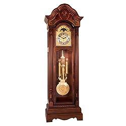 Ridgeway 2509 Belmont Grandfather Clock, Glen Arbor Cherry