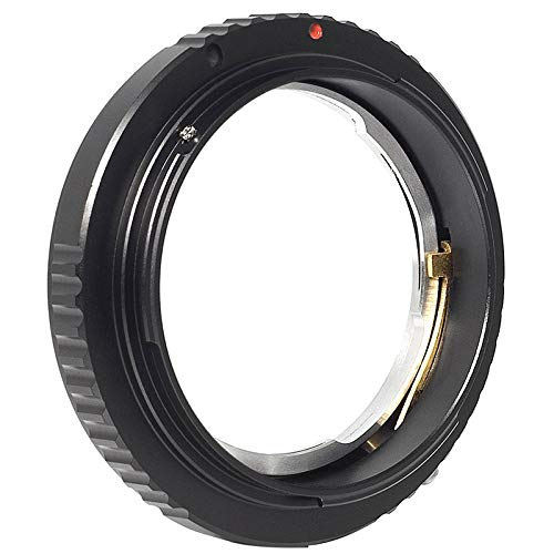 Adapter Ring for Minolta MD MC to Canon EOS 5D 50D 60D 550D no Glass DC163