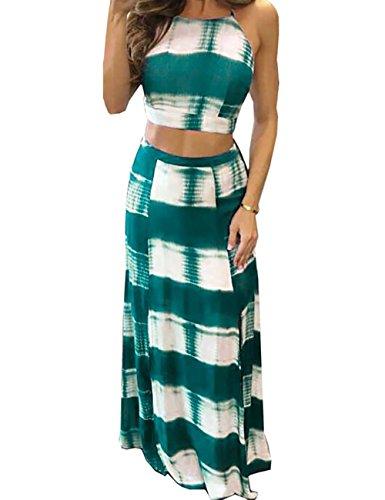 2 Piece Silk Skirt - 4