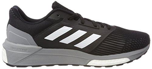 adidas Response St M, Scarpe da Trail Running Uomo Nero (Negbas/Ftwbla/Gritre 000)