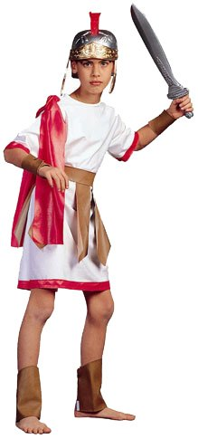 Child's Roman Soldier Easter Costume (Size: Small 4-6)