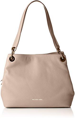 Michael Kors Womens Raven Shoulder Bag Pink (Soft Pink) ()
