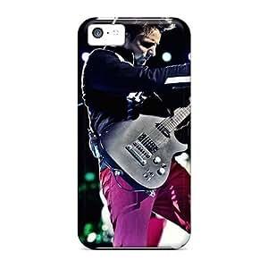 MMZ DIY PHONE CASEJacquieWasylnuk iphone 5/5s Shock Absorption Hard Phone Cover Customized Lifelike Muse Skin [NtC2407afRm]