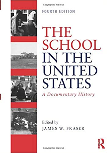 The School in the US Book cover