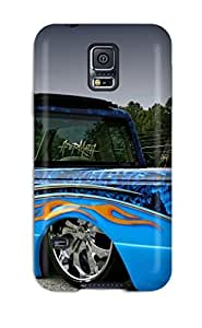 Durable Case For The Galaxy S5- Eco-friendly Retail Packaging(truck)