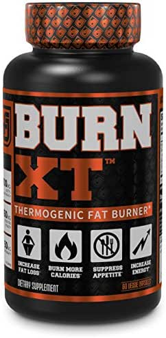 Jacked Factory Burn-XT Thermogenic Fat Burner