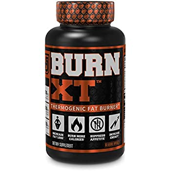 Burn-XT Thermogenic Fat Burner - Weight Loss Supplement, Appetite  Suppressant, Energy Booster -