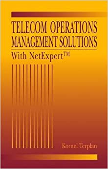 Book Telecom Operations Management Solutions with NetExpert: With Netexpert (Tm)