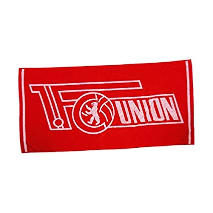 FC UNION Berlin Handtuch grau in 50 x 100 cm 1