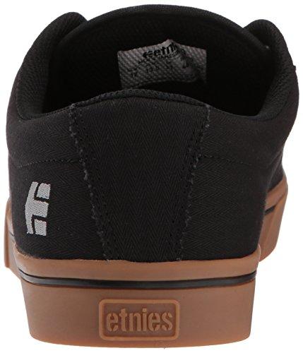 Etnies Silver Skateboard de Black Eco Homme Gum Chaussures PPUxqOR