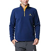 Deals on Camel Crown Half Zip Fleece Jacket