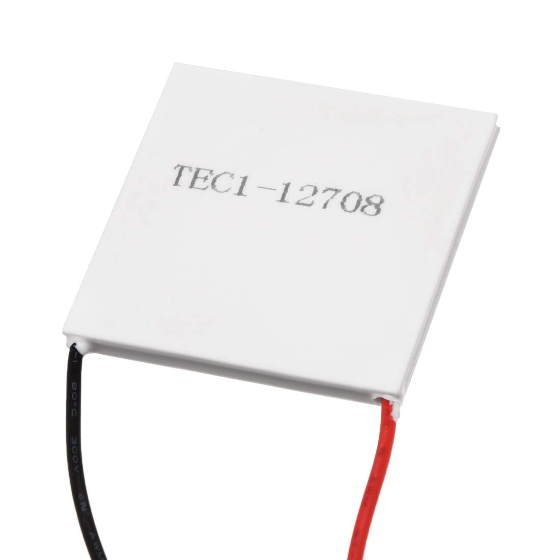 sourcingmap TEC1-12710 Thermoelectric Cooler Heat Sink Cooling Peltier 12 Volt 120 Watt