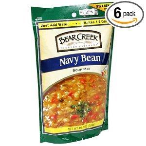 Bear Creek Mix Soup Navy Bean