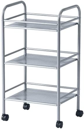 Ikea draggan - Trolley, Plata Color - 41x32x75 cm: Amazon.es: Hogar