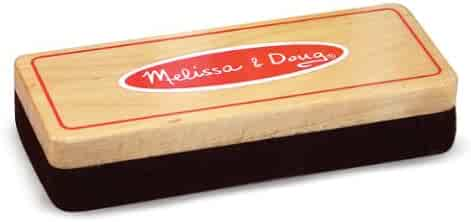 Melissa & Doug Felt Chalk Eraser, Great Gift for Girls and Boys - Best for 3, 4, 5 Year Olds and Up