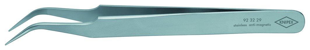 KNIPEX 92 32 29 Brucelles de pr/écision forme ultrafine 120 mm