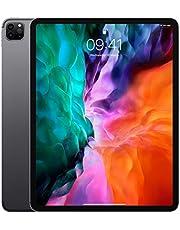 Apple iPad Pro (12,9cala, 4. generacji, Wi-Fi + Cellular, 256GB) - gwiezdna szarość (2020)