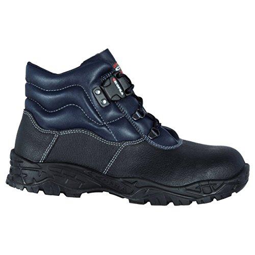 Cofra 22130–000.w40Scree S3SRC calzature di sicurezza Taglia 40Nero