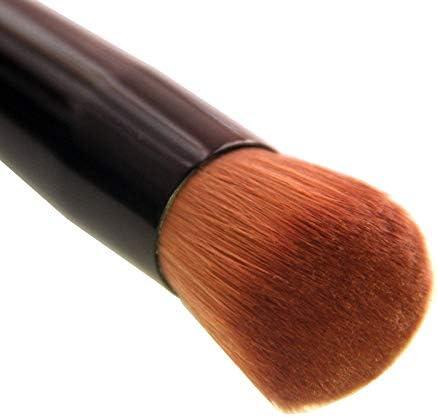 SANFASHION - Brocha para sombra de ojos y base de maquillaje, sin ...